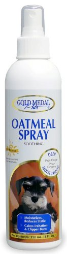 Gold Medal  Formula 30 with Cardoplex Oatmeal Soothing Skin Spray, My Pet Supplies
