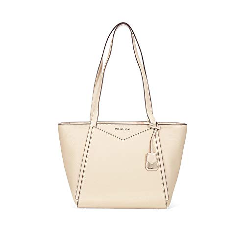 - Michael Michael Kors Whitney Small Top Zip Leather Tote