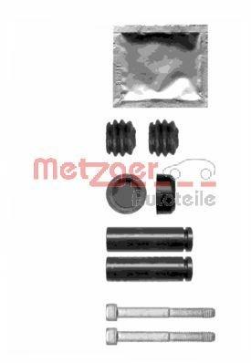Metzger 113-1386X F/ührungsbolzen Bremssattel