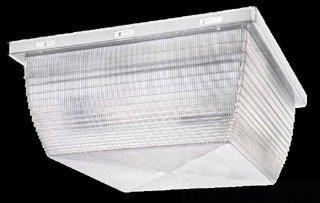 Fluorescent Vandal Proof Ceiling RAB Lighting VAN4F26