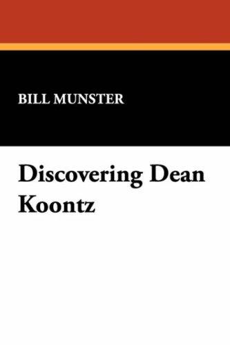Discovering Dean Koontz (Investor's Self-Teaching Seminars)