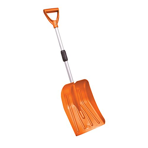 EMSCO Bigfoot Combination Snow Shovel – Multi-Use Blade Design