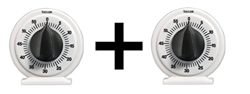 Taylor Precision Products Mechanical Timer