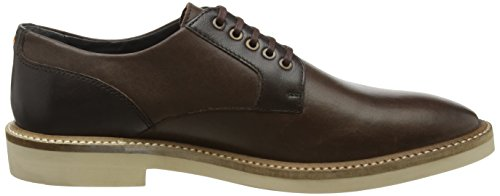 Frank Wright Banff - Zapatos Hombre Marrón - Brown (Brown/Brown Grain Leather)