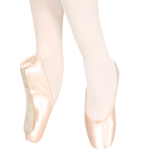 Adult ''Classic'' Pointe Shoes,SBT1024.0M,multi-colored,4.0M by Freed