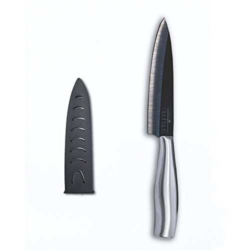 Casa Neuhaus Black Ceramic Knife product image