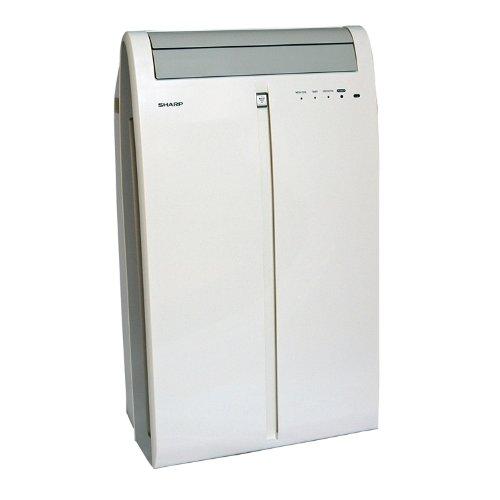 Amazon.com: Sharp CV-P10MX 9,500-BTU Portable Air Conditioner, White: Home  & Kitchen