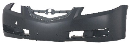- OE Replacement Acura TL Front Bumper Cover (Partslink Number AC1000149)