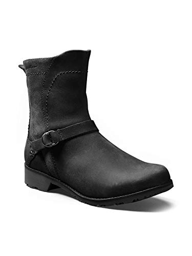 Eddie Bauer Women's Covey Boot, Black Regular 6.5M