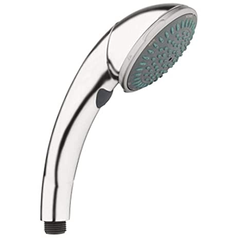 Grohe 28 441 ENE Movario WaterCare Trio Hand Shower, Brushed Nickel ...