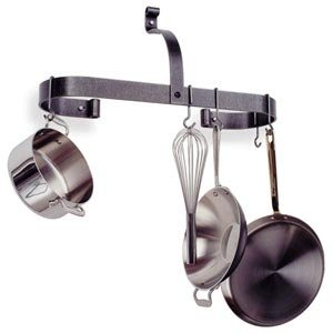 Rogar PR6 Wall mounted Pot Rack by Rogar