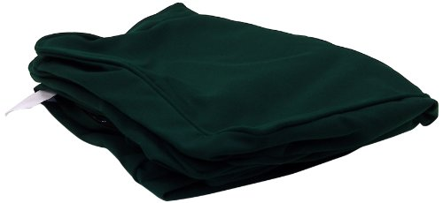 ATC Sunbrella Fabric Cushion Cover for Tatta Lounge Arm Chair, Forest Green by American Trading Company