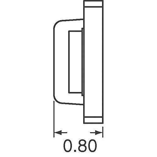 AMBIENT LIGHT SENSOR 6CHIPLED (Pack of 20) (APDS-9007-020)