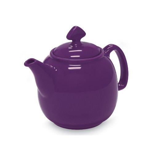 Chantal Memory Collection Tea for Couples Teapot, 1-Quart, Purple