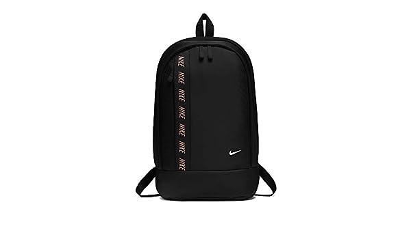 Nike W Nk Legend Bkpk-GFX, Mochila para Mujer, Multicolor (Black/Storm Pink/Bla), 15x24x45 cm (W x H x L): Amazon.es: Zapatos y complementos