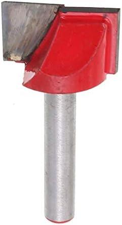 NO LOGO ZZB-ZT, 22mm Bottom Reinigungs Fräser CNC Reinigung Bottom Holz Fräser Fräser for Holzbearbeitungsflachbodenfräser (Size : 22mm)