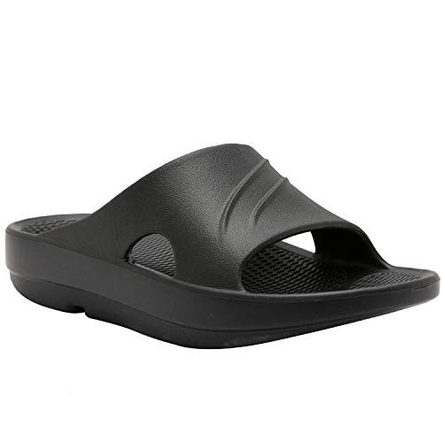 KOCOTA Mens and Womens Arch Support Recovery Slide Sandals