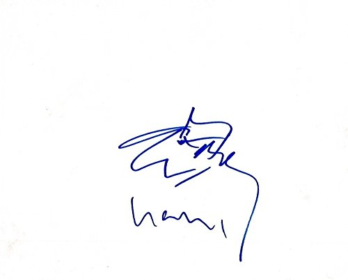 Udo Lindenberg ROCK COMPOSER autograph, In-Person signed ()