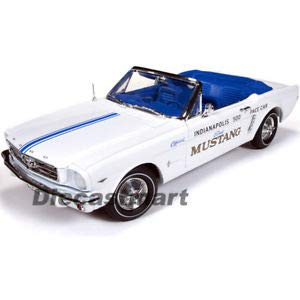MWDx102 1964 1:2 Ford Mustang 289 V8 INDY 500 PACE CAR 1:18 LTD 1500PC AW209 ()
