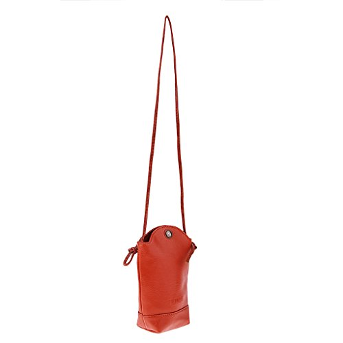 Ladies Homyl Handbag Messenger Shoulder Bag Hobo Satchel Purse Bags Bag Orange Bucket Tote TqdxOq1A