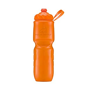 Polar Bottle Insulated Water Bottle - 24oz. Color Series {Tangerine}