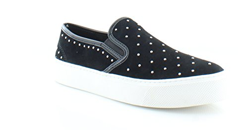 Black Top Fashion Coach Cameron On Low Black Slip Sneakers Womens qx8aFf