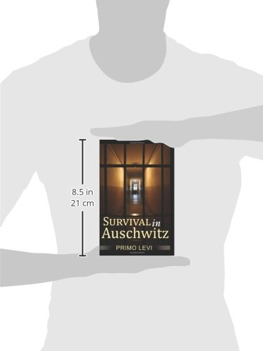 primo levi survival in auschwitz Primo levi's survival in auschwitz (if this is a man) what happened at auschwitz gas chambers with zyklon-b gas starvation cremation medical testing.