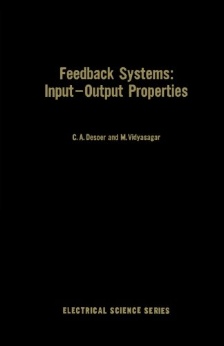 Feedback Systems: Input-Output Properties PDF ePub book