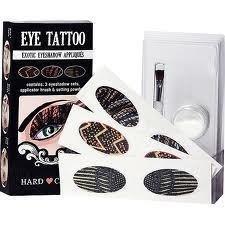 Hard Candy Eye Tattoo Exotic Eyeshadow Application-122 Ex...