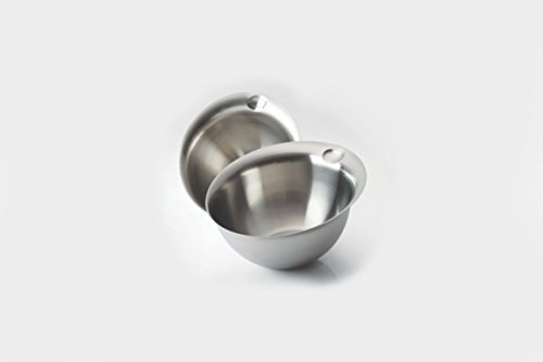 Alda Stainless Steel Mixing Bowl 1 or 2 LTR Set 2 Pcs
