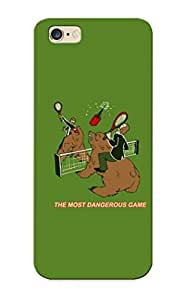BivsSvM6718VYBCB Awesome Dangerous Game Flip Case With Fashion Design For Iphone 6 Plus As New Year's Day's Gift