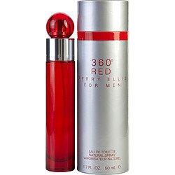 Perry Ellis 360° Red Eau de Toilette Spray 1.7 oz