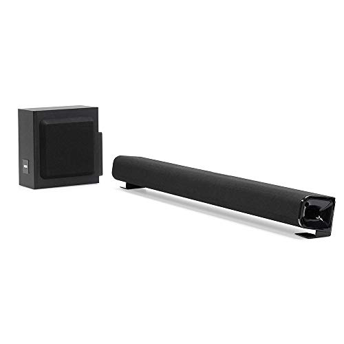 RCA (RTS7113WS) Bluetooth 37' Home Theater Sound Bar with Wireless Subwoofer