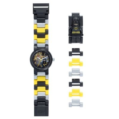 LEGO Kids' 9005640 DC Universe Super Heroes Batman - Dc Super Heroes Lego Watch