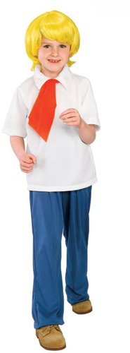 Scooby-Doo Fred Child Costume Size: -