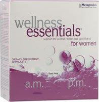 Metagenics Wellness Essentials For Women -- 60 (Women 60 Packets)