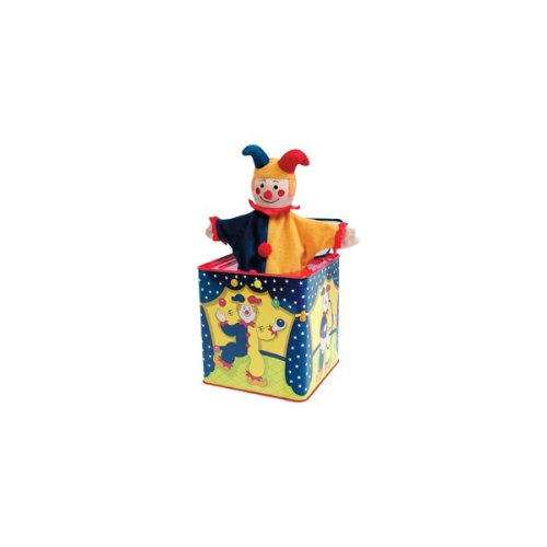 Schylling Jester Jack In The Box by (Jack In The Box Jack In The Box)