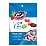 Jolly Rancher Sugar Free Hard Candy, 3.6-Ounce (Pack of 3)