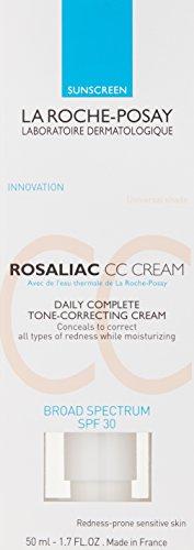 La Roche-Posay Rosaliac CC Cream with SPF 30, 1.7 Fl oz