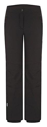ICEPEAK Damen Wadded Trousers Outi, Black, 36, 454101541I