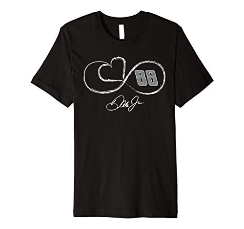 Dale Earnhardt Jr. Infinite Heart T-Shirt - Apparel Dale Earnhardt Jr Apparel