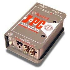 Radial JPC Stereo PC-AV Direct Box-by-Radial (Av Direct Box)