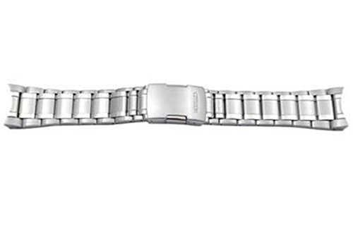 - Citizen 59-S05422 Original Replacement Silver-Tone Stainless Steel Watch Band Strap fits AT4000-53B AT4000-53E AT4000-53G AT4000-53L AT4008-51E AT4008-51F AT4009-59L S075173 S076862 S077401 S082129