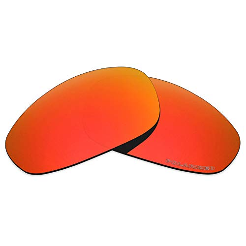 Mryok+ Polarized Replacement Lenses for Oakley Juliet - Fire ()