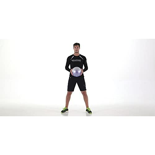 reaxing fluiball–Fitness Ø cm. 26kg. 4