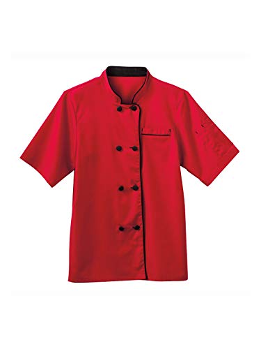 Five Star 18028 Ladies Short Sleeve Executive Coat (Red, Small) ()