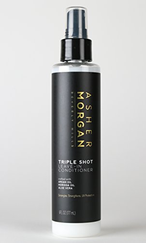 Asher Morgan Beverly Hills: Triple Shot Leave-In Conditioner and Detangler by Asher Morgan