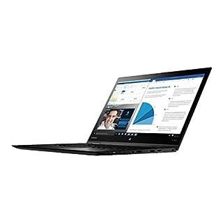 "Lenovo 20LD001HUS ThinkPad X1 Yoga 20LD 14"" Flip Design Notebook - Windows - Intel Core i7 1.9 GHz - 16 GB RAM - 512 GB SSD, Black"