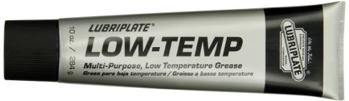 Lubriplate Low-temp Multi-purpose, Low Temperature Grease (Low Clearance Garage Doors)