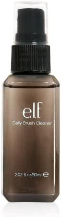 e.l.f. Daily Brush Cleaner, Clear, 2.02 Ounce